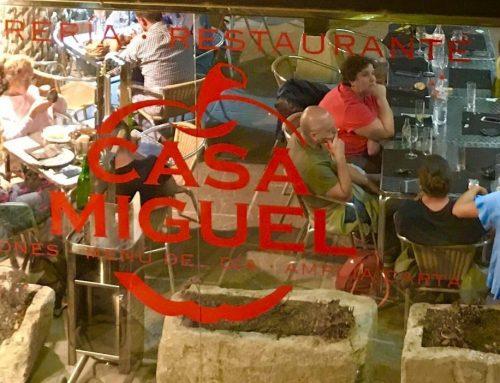 Sidrería Restaurante Casa Miguel