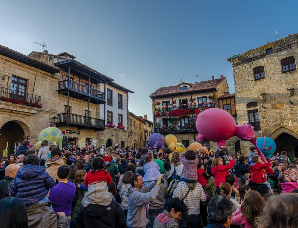 """El Festival Internacional de Títeres de Santillana del Mar """"Bisontere"""" da a conocer el programa de la edición 2018"""