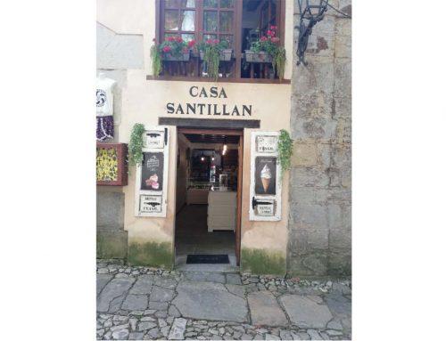 Heladería Casa Santillan
