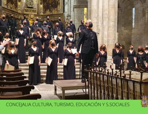 Santillana se estrena como sede de los cursos de verano de la UC con un concierto en memoria de las víctimas del Covid