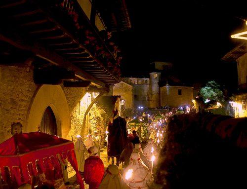 Auto Sacramental. Cabalgata de Reyes