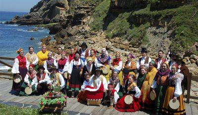 Danzas Santa Justa de Ubiarco 2018