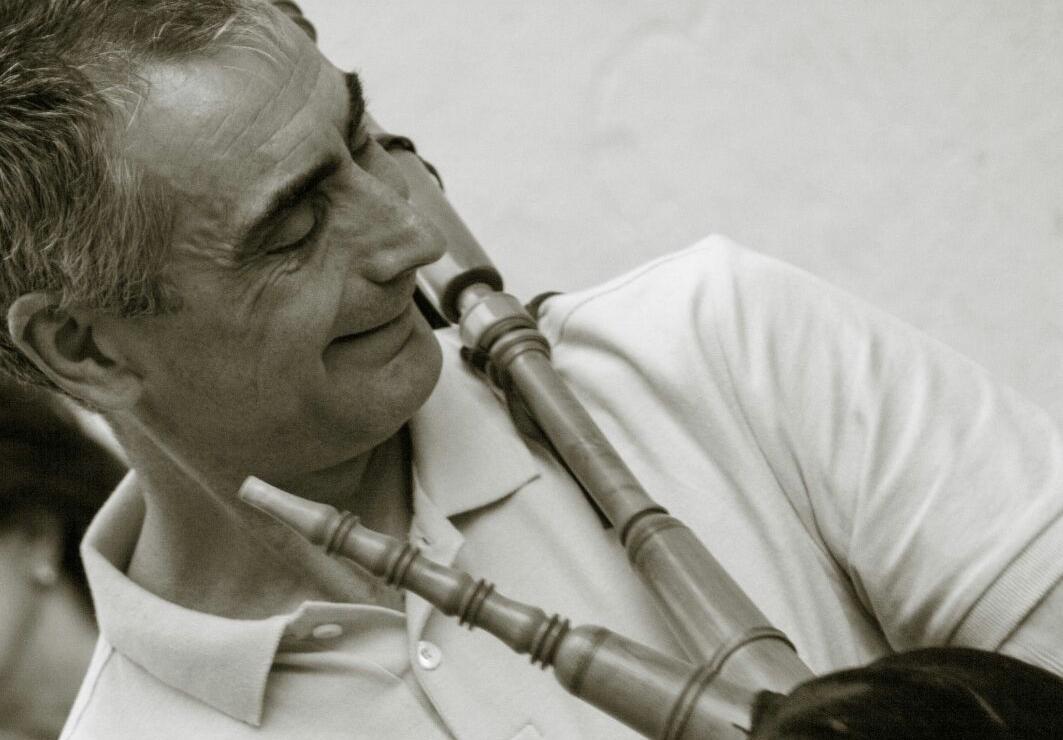 Gaitero Ángel Quintanal
