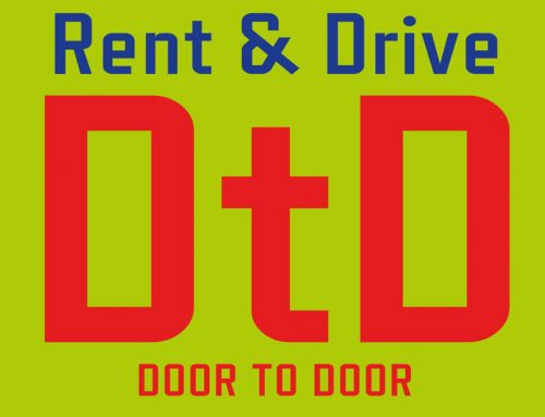 DtD Rent and  Drive. Alquiler de vehiculos