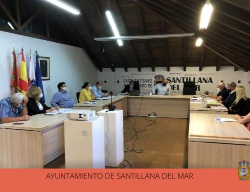 El pleno de Santillana del Mar aprueba modificaciones presupuestarias para la mejora del municipio