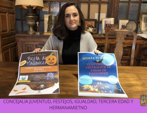 El Ayuntamiento de Santillana del Mar organiza talleres infantiles y una fiesta para celebrar Halloween en el municipio