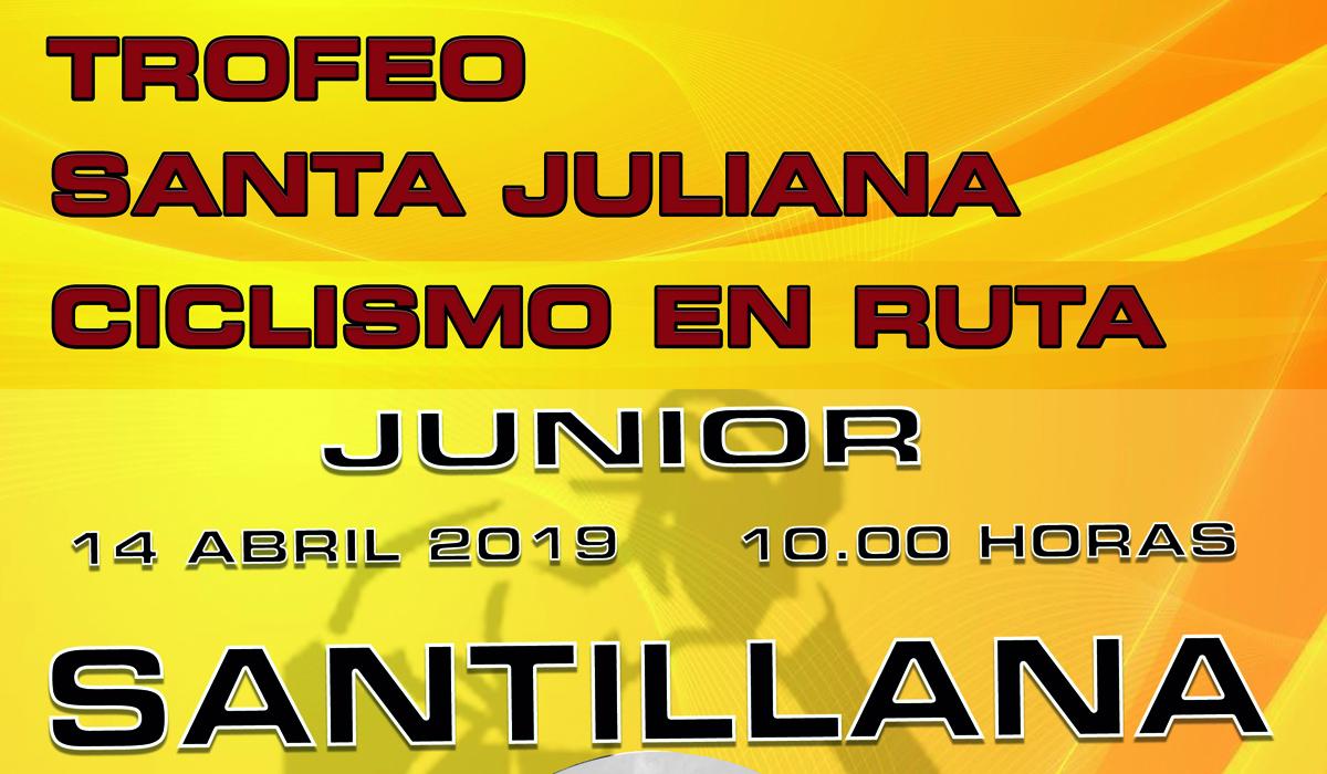 Trofeo Santa Juliana ciclismo en Ruta_2019