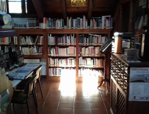 Abre la biblioteca municipal de Santillana del Mar con nuevas medidas de seguridad