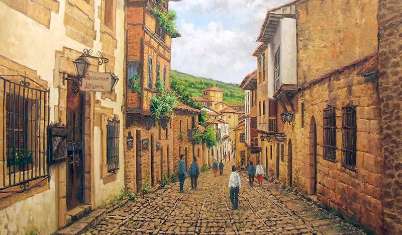 El museo Jesús Otero estrena el próximo viernes la exposición del pintor alicantino Joan Coloma Valor