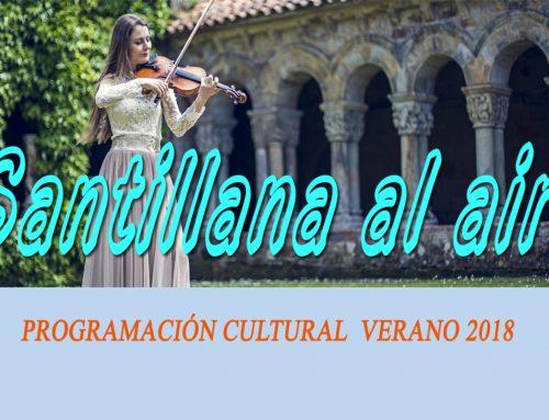 Flamenco, música antigua y folclore europeo, próximas propuestas culturales en Santillana del mar