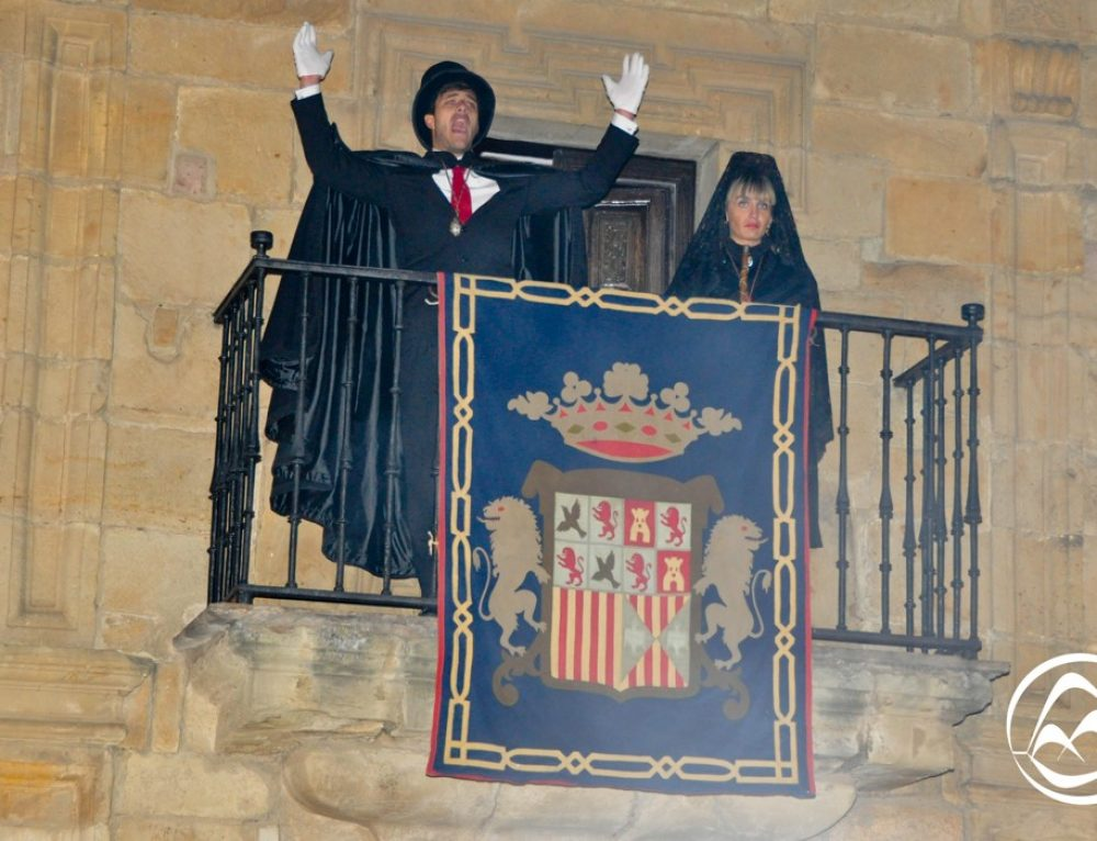 El Auto Sacramental y Cabalgata de Reyes de Santillana del Mar representará once escenas a lo largo de toda la villa.