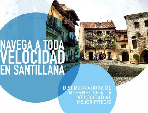 El Ayuntamiento de Santillana del Mar y Netcan Technologies colaboran para llevar internet de alta velocidad a los vecinos del municipio.
