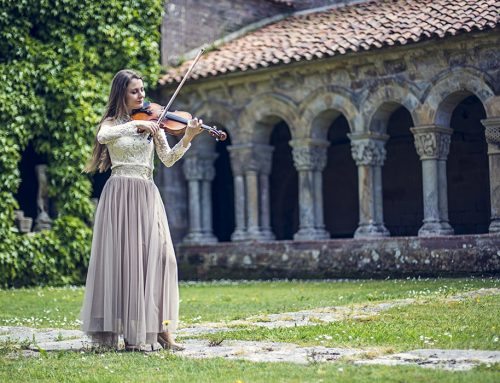 """Conciertos de violín y de órgano, propuesta del programa """"Santillana al aire"""" para este fin de semana"""