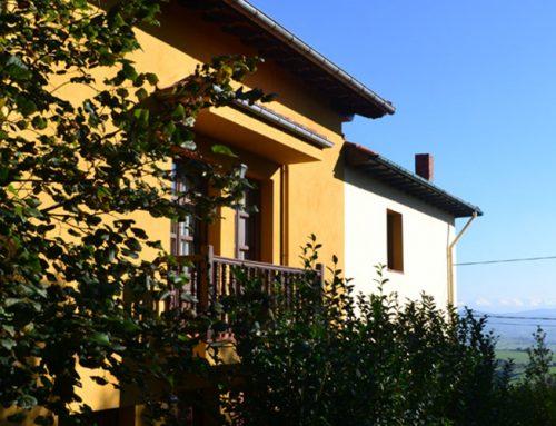 Vivienda rural Las Calderas