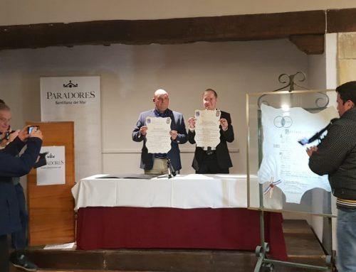 Santillana del Mar y Le Dorat renuevan sus votos de hermanamiento en la celebración de su 50º aniversario.