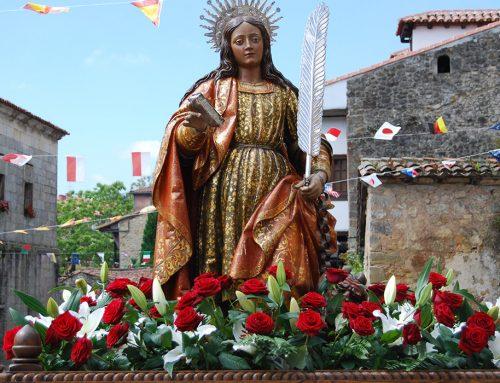 Santillana Del Mar celebra desde el miércoles sus fiestas patronales de Santa Juliana